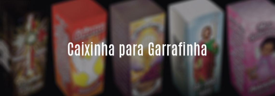Caixinha para Garrafinha