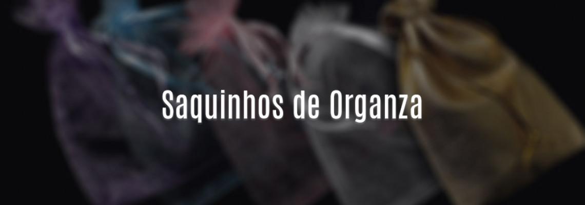 Saquinho de Organza