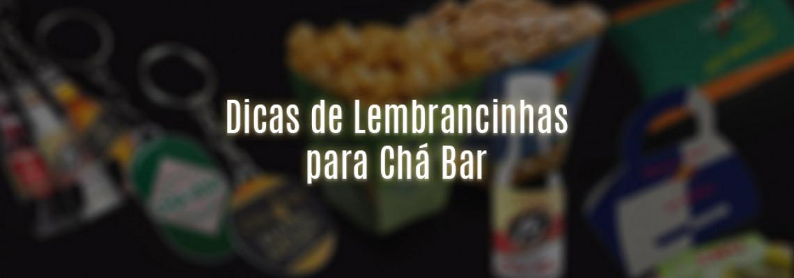 Dicas de Lembrancinhas paraChá Bar