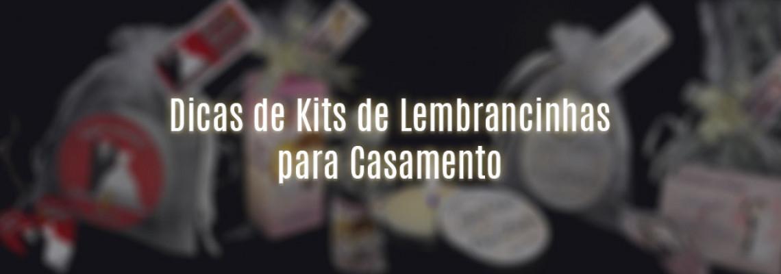 Dicas de Kits de Lembrancinhas para Casamento